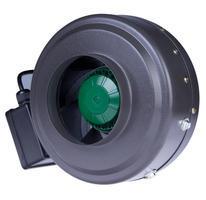 NTS In-Line Duct Fan - kovový plášť