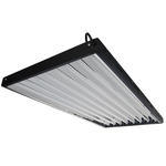 T5 FLUORESCENT FIXTURE 2X6 (6X24W with 6500K)