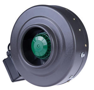 NTS InLine Duct Fan - with speed control - 1