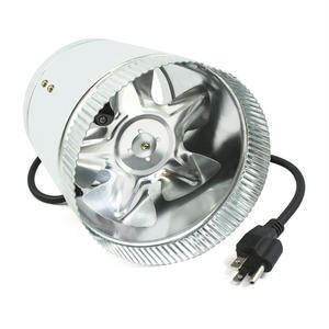 DUCT BOOSTER FAN 150MM, DUCT BOOSTER FAN 150MM - 1