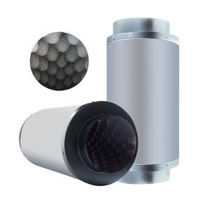 INLINE DUCT SILENCER - 1