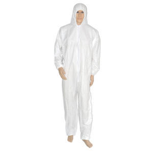 CLEANROOM BODY SUIT, CLEANROOM BODY SUIT - size: XL - 1