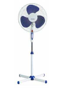 16¨STAND FAN with lamp