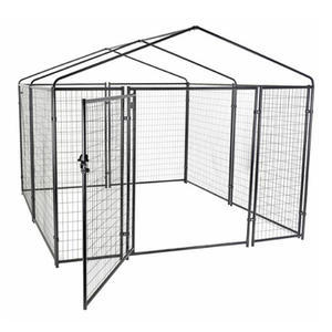 GROW GREENHOUSE-GROUND ANCHORING SYSTEM 305x610cm - 2