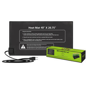 SEEDLING HEAT MAT, SEEDLING HEAT MAT 25CM x 53CM, 18W - 2