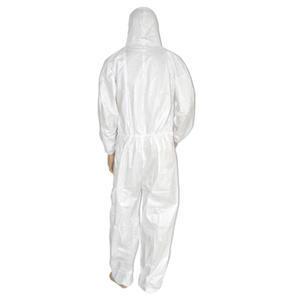 CLEANROOM BODY SUIT, CLEANROOM BODY SUIT - size: XL - 2