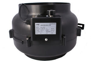 NTS UFO 125R - variable speed control - 2