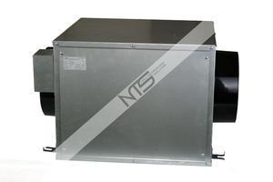 NTS Acoustic Fan 125 odhlučněný - 2