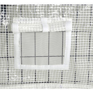 GROW CHAIN LINK GREENHOUSE 305x244cm - 3