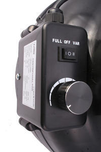 NTS UFO 125R - variable speed control - 3