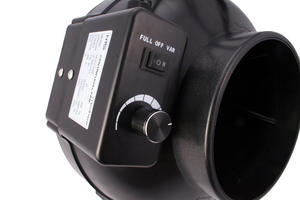 NTS UFO 125R - variable speed control - 4